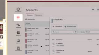 Online Banking -  Accounts Tutorial