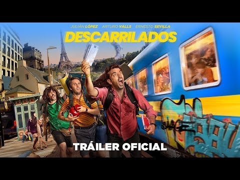 DESCARRILADOS - Tráiler Oficial en ESPAÑOL | Sony Pictures España