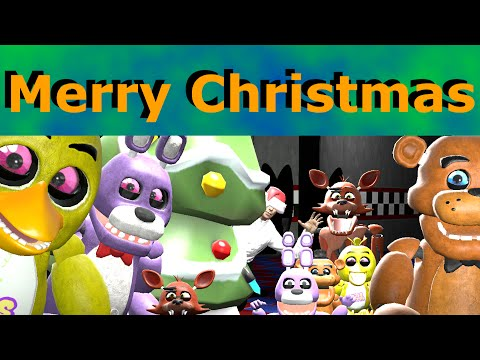 [FNAF SFM] Five Nights at Freddy's: Baby Foxy - Christmas