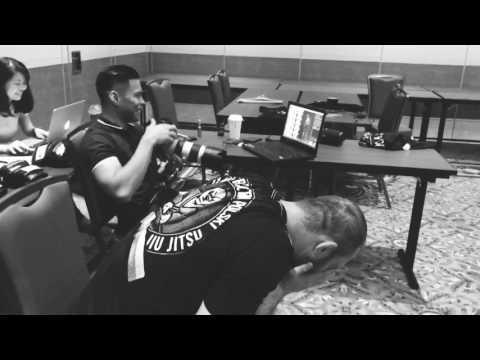 Vlog z Marcinem Prachnio na 2 dni przed galą One Championship Makau