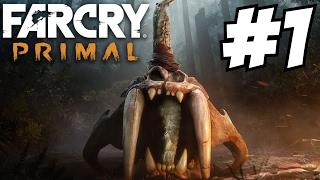 Vũ Liz Farcry Primal #1 : Đi Săn Dê !!!