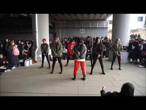 [화양연화] BTS - Mic Drop cover (4기 머스터 버스킹)