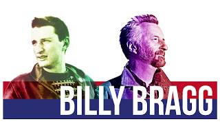 Billy Bragg - One Step Forward, Two Steps Back - UK & IE Tour 2019
