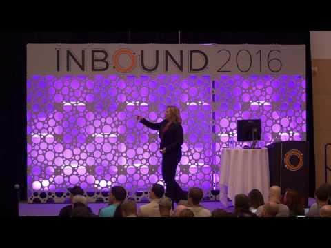 """INBOUND 2016 Viveka von Rosen """"Bust Through LInkedIn Lead Gen Myths"""""""