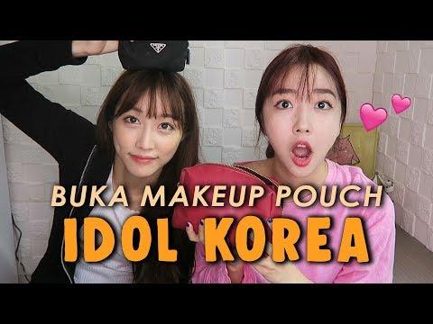 BUKA MAKEUP POUCH IDOL KOREA ft. COCO