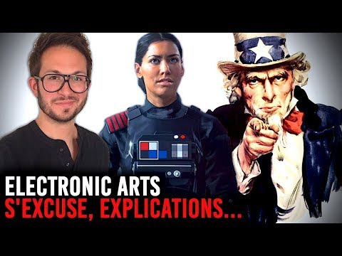ELECTRONIC ARTS S'EXCUSE ! EXPLICATIONS | Star Wars ...