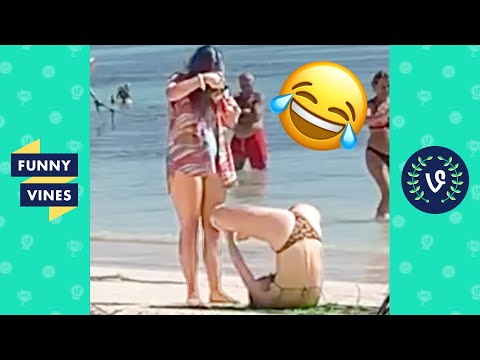 INFLUENCERS IN THE WILD (PT.1) | FUNNY VIDEOS
