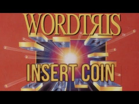 Wordtris (1992) - Super Nintendo - Single Player Mode