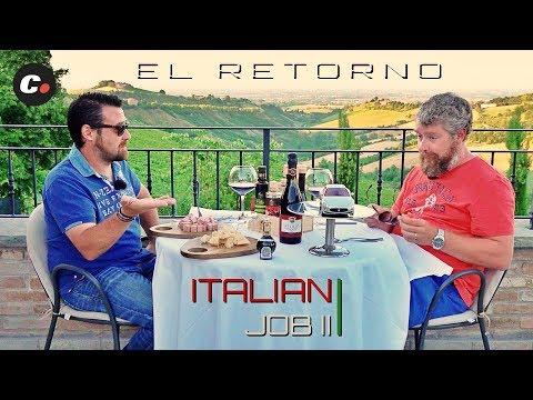 ITALIAN JOB II: El Retorno | Teaser | coches.net