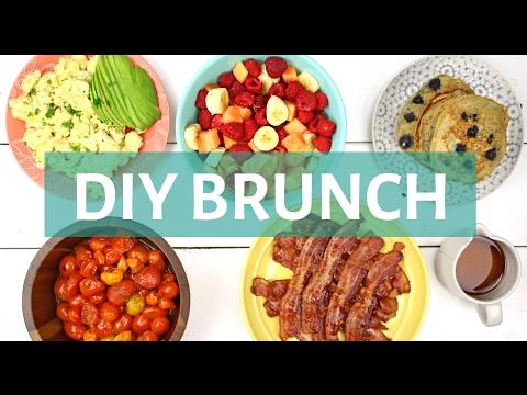 Easy & Delicious Brunch Recipes   Healthy Breakfast Ideas