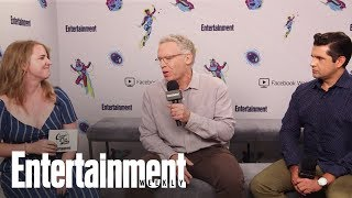 'Jack Ryan': Why John Krasinski Was Perfect For The Role | SDCC 2018 | Entertainment Weekly