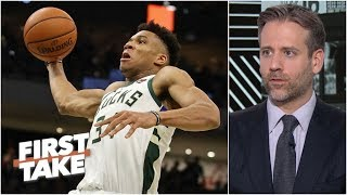 NBA Conference finals preview: Bucks vs. Raptors, Warriors vs. Blazers | First Take