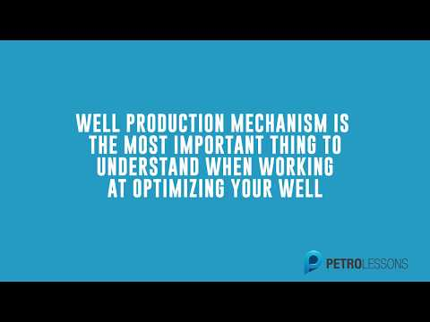 video Well Production Mechanisms – 3-Course Bundle