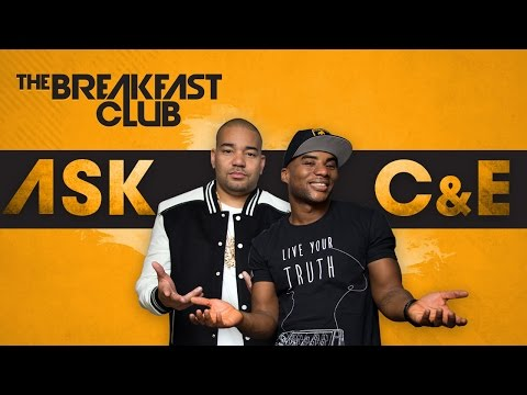 Uncle Charla And DJ Envy Bless Radio Listeners With Sexual Advice
