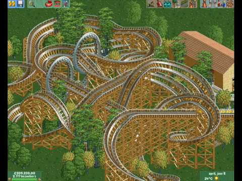 Roller Coaster Tycoon 2 Money Cheats