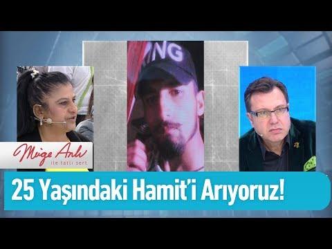 9 Ay önce Antalya da kaybolan Hamit'i arıyoruz! - Müge Anlı ile Tatlı Sert 20  Şubat 2020