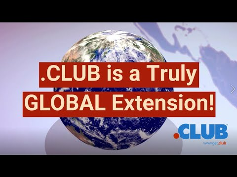 Club is a great Global and e-commerce ready domain!