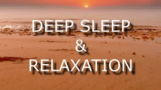 Guided meditation deep sleep and relaxation, 7 waves of relief for anxiety