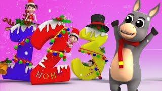 Navidad 123 Canción   Música navidad   Canción los niños   Números aprendizaje   Christmas Number