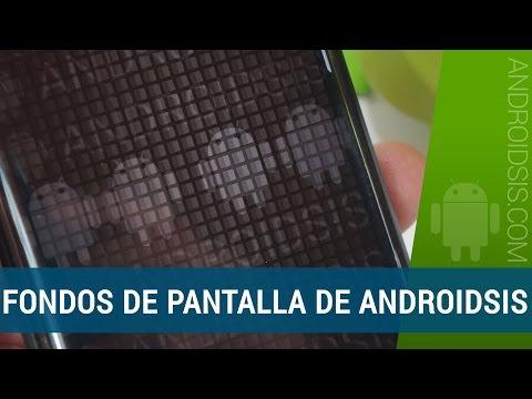 Descarga los Fondos de pantalla de Androidsis
