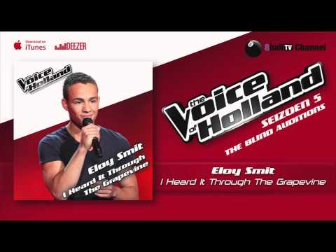 Baixar Eloy Smit - I Heard It Through The Grapevine (The voice of Holland 2014 The Blind Auditions Audio)