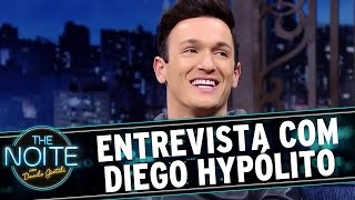 The Noite (29/08/16) - Entrevista com Diego Hypólito