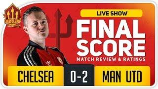 /goldbridge chelsea 0 2 manchester united match reaction