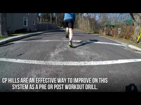 The Most Efficient Way to Run Faster