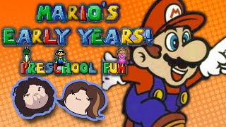 Mario's Early Years: Preschool Fun - Game Grumps