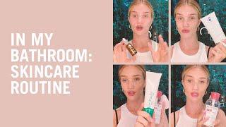 Rosie Huntington-Whiteley shares her skin care routine