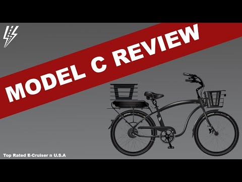 Electric Bike Report, Electric Bike Company Model C Review!