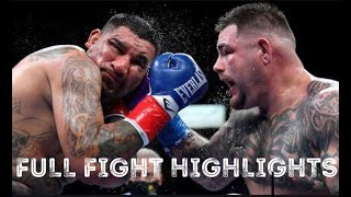 HD FULL HIGHLIGHTS | ANDY RUIZ VS CHRIS ARREOLA | ROUND BY ROUND HIGHLIGHTS