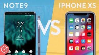 iPhone XS vs Galaxy Note 9 - qual o seu lado da força? | Comparativo