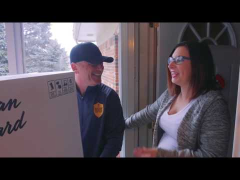 Howie Mandel Delivers the ActiClean Self-Cleaning Toilet to One Lucky Winner