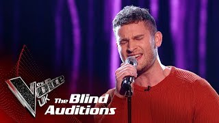 Kieron Smith's 'Drops Of Jupiter' | Blind Auditions | The Voice UK 2019