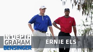 Ernie Els: It pains me to praise Tiger Woods