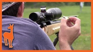$500 1,000 Yard Savage Axis Project Rifle: Group Size at 600 Yards