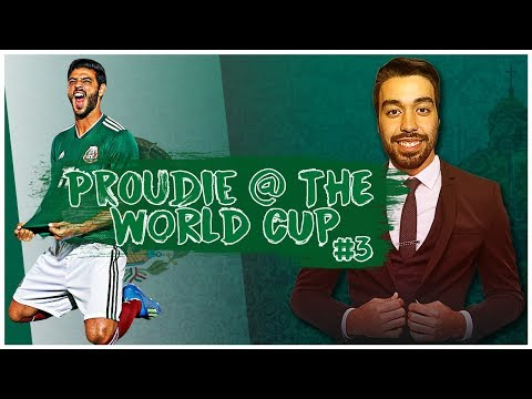 FM18 | PROUDIE @ THE WORLD CUP | EP #3