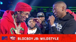 BlocBoy JB Shows Out During His Wild 'N Out Debut 🙌 | Wild 'N Out | #Wildstyle