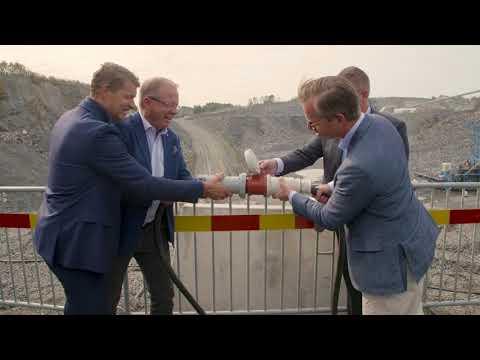 Electric Site Inauguration Event - Volvo CE and Skanska