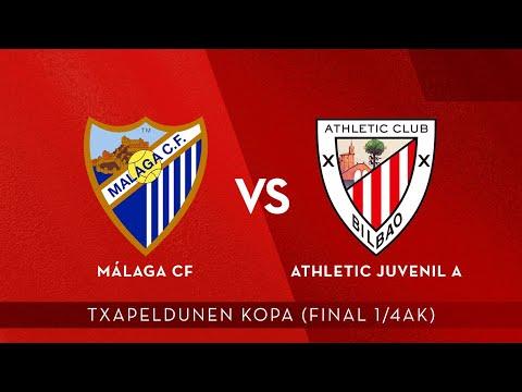🔴 LIVE | Málaga CF vs Athletic Juvenil A | Copa de Campeones 2020-21 (1/4, ida)