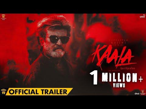 Kaala Karikaalan (The King of Dharavi) - Official Trailer - Rajinikanth - Pa Ranjith - Dhanush