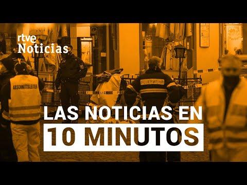 Las noticias del MARTES 1 de DICIEMBRE en 10 minutos | RTVE Noticias