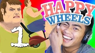 SUSAN IS MY NEW BEST FRIEND! | Happy Wheels Part 1