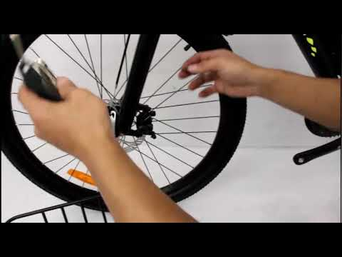 how to assemble basket and headlight