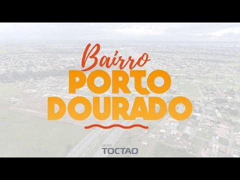 Bairro Porto Dourado - Áreas comerciais