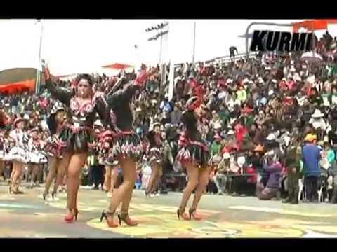 Video Caporales San Simon en el Carnaval de Oruro 2013