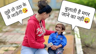 CHOTU v/s Desi LADKI | छोटू v/s देशी लड़की  | Khandesh Hindi Comedy Video
