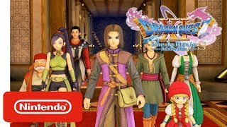 DRAGON QUEST XI S: Echoes of an Elusive Age - Definitive Age - Overview Trailer - Nintendo Switch