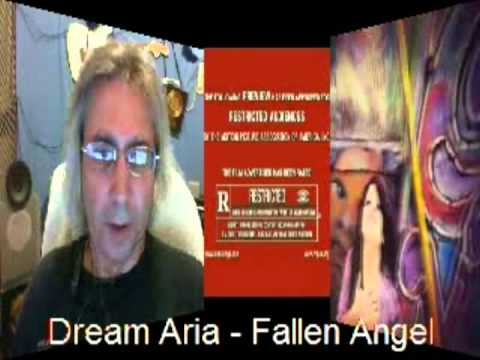 Dream Aria presented by Kim Nicolaou on Fatsa Fatsa Show - Fallen Angel